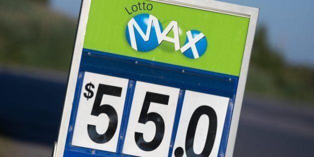 Lotto Max: le gros lot de 55 millions $ de vendredi soir a été gagné au