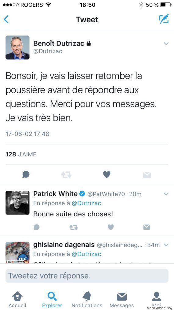 C'est la fin pour Benoît Dutrizac au 98,5