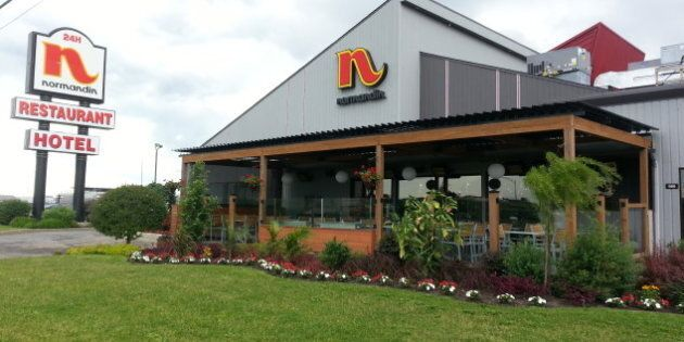 Une cliente affirme avoir trouvé une carcasse d'animal dans son plat commandé au restaurant Normandin...