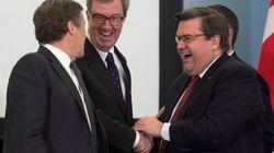 Justin Trudeau rencontre les maires des grandes