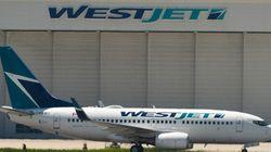 Un avion de WestJet détourné à cause d'un « problème mécanique potentiel