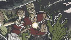 «Tales from the Crypt»: les cases de la