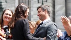 Jacinda Ardern Got Engaged, And The Press Didn't Notice For