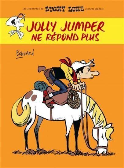 Jolly Jumper ne répond plus: randonnée dans l'Ouest