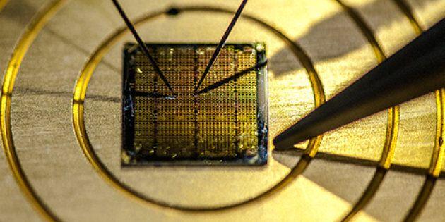 Ce «code-barres quantique» permettrait de vérifier avec un téléphone intelligent si vous êtes face à...