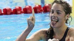 Un record du monde pour Aurélie Rivard au 50 m