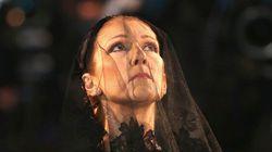 Céline Dion reconnaissante après les funérailles de René Angélil