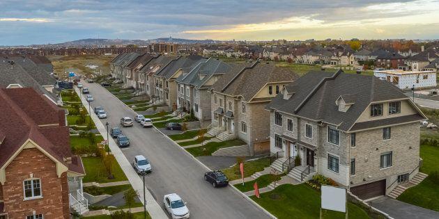 Les ventes résidentielles ont augmenté de 10 pour cent en juin à