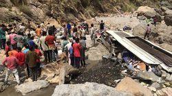Un accident d'autocar fait au moins 44 morts en