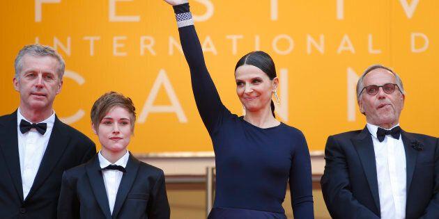 Ma Loute, de Bruno Dumont, a été présenté en compétition officielle à Cannes en 2016.