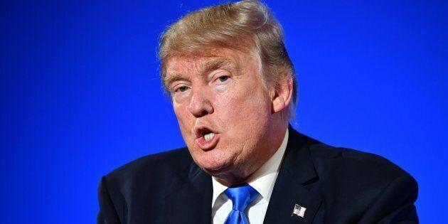 Donald Trump prend à Paris la défense de son «merveilleux»