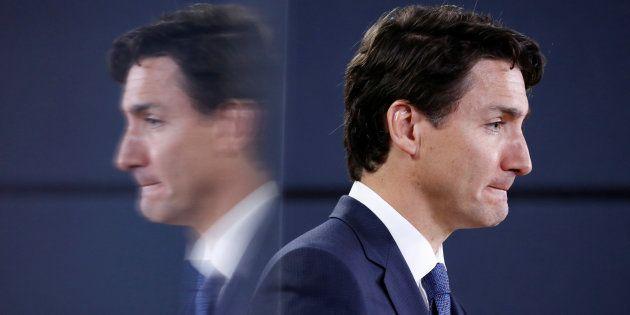 Justin Trudeau ne veut pas se mêler de l'Enquête sur les femmes