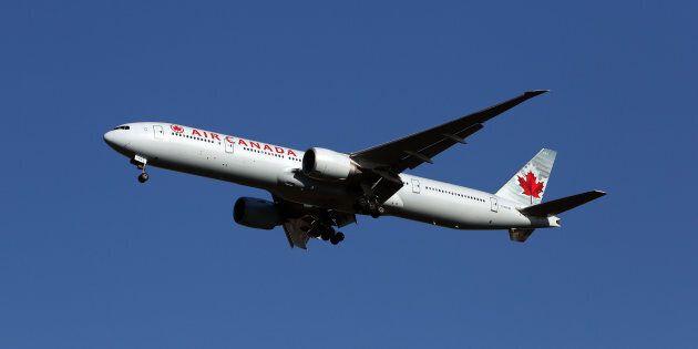 L'avion d'Air Canada était à 30 mètres d'une catastrophe à San
