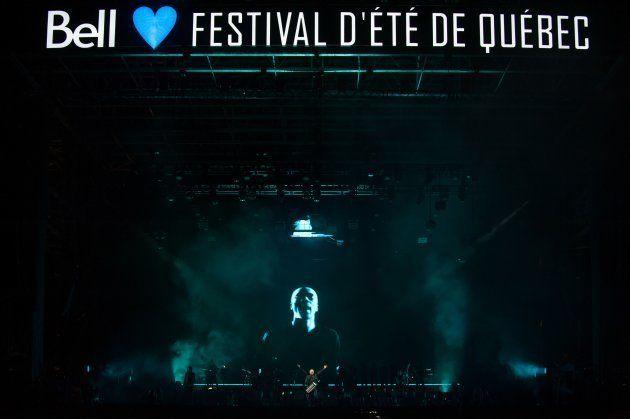 Festival d'été de Québec 2017: Gorillaz, du virtuel à la
