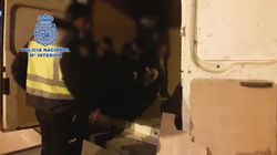 Ceuta: 4 migrants marocains retrouvés cachés derrière le double-fond d'une