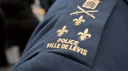 Trois policiers de Lévis sont