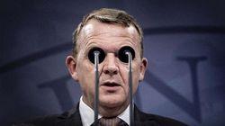 Cette photo cocasse du premier ministre du Danemark vaut le