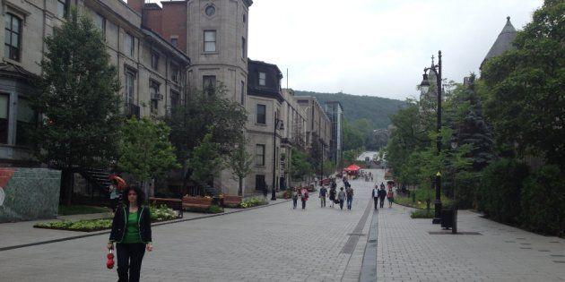 La promenade Fleuve-Montagne est inaugurée avec deux mois de retard et des dépassements de