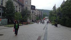 La promenade Fleuve-Montagne inaugurée avec deux mois de retard et des dépassements de