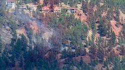 Feux de forêt: le bilan s'alourdit à 39 000 sinistrés en