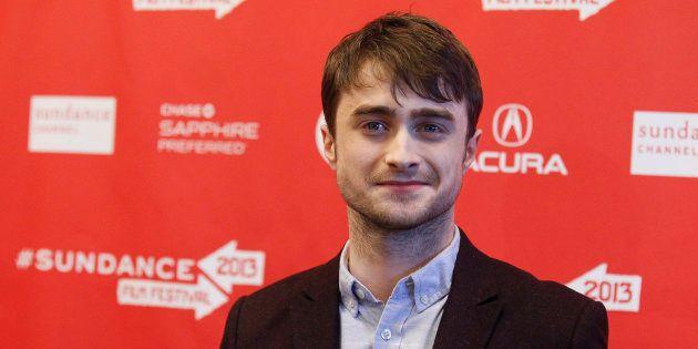Daniel Radcliffe se précipite pour aider un passant qui s'est fait voler son