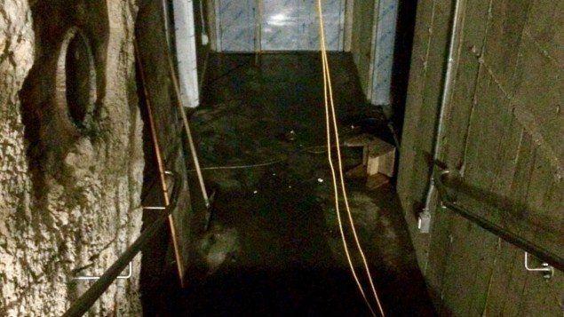 Une partie du sous-sol de l'hôtel de ville a été inondée par le bris de la conduite reliée à la fontaine de la place Vauquelin.