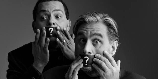 «Noir & Blanc 2»: le pur plaisir de Gregory Charles et Marc