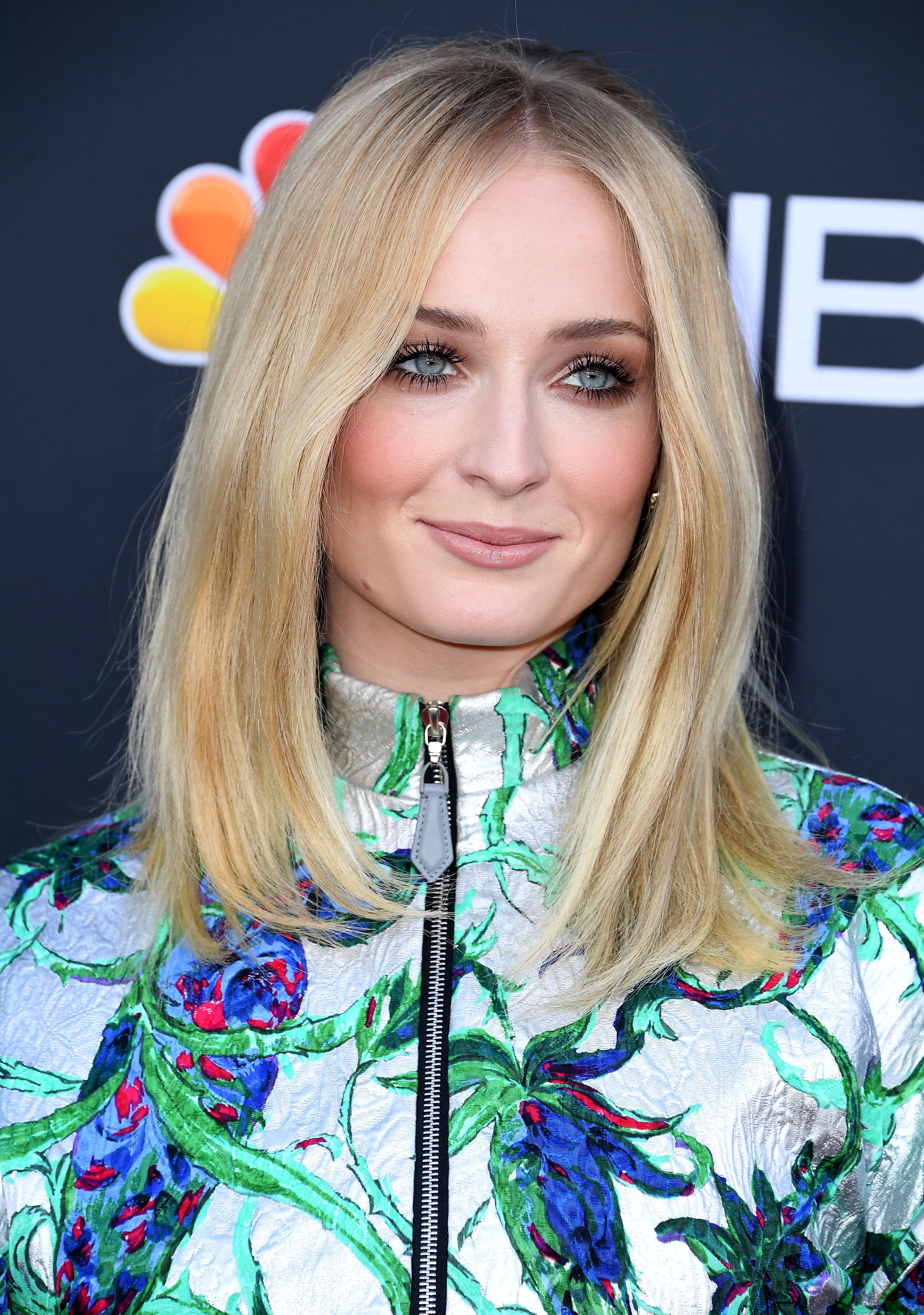 LAS VEGAS, NEVADA - MAY 01: 2019 Sophie Turner arrives at the Billboard Music Awards at MGM Grand Garden Arena on May 01, 2019 in Las Vegas, Nevada. (Photo by Steve Granitz/WireImage)