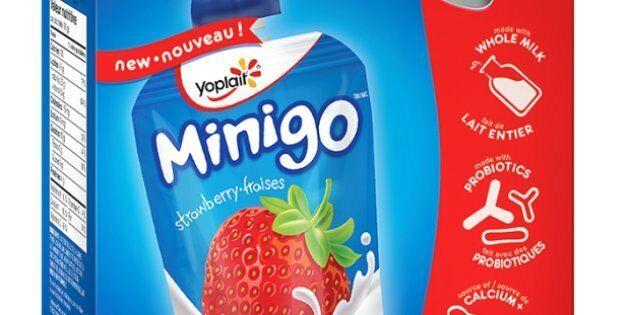 Les marques Yoplait Minigo et Liberté rappellent certains de leurs