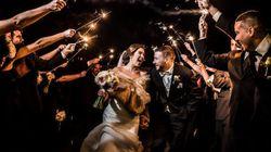 16 couples qui se sont mariés au jour de