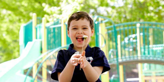 Il ne faut jamais sous-estimer l'intelligence ni la capacité de compréhension d'un autiste.