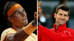Masters 1000 de Rome: Le choc Nadal-Djokovic aura bien