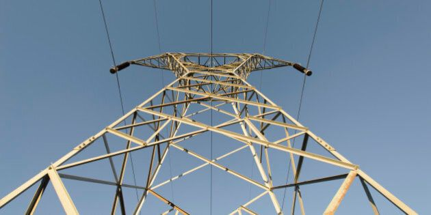Electric Cable Tower.