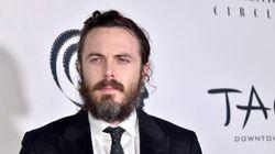 Casey Affleck caché sous sa barbe aux NY Film Critics Circle
