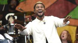 Usher a dû payer après avoir transmis