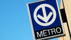 Métro: la ligne verte paralysée pour plus d'une heure lundi