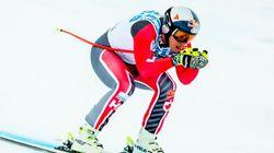 Erik Guay 3e au super-G en