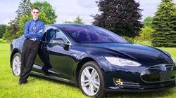 Il achète une Tesla Model S à 17