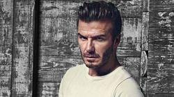 David Beckham lance sa nouvelle collection pour H&M