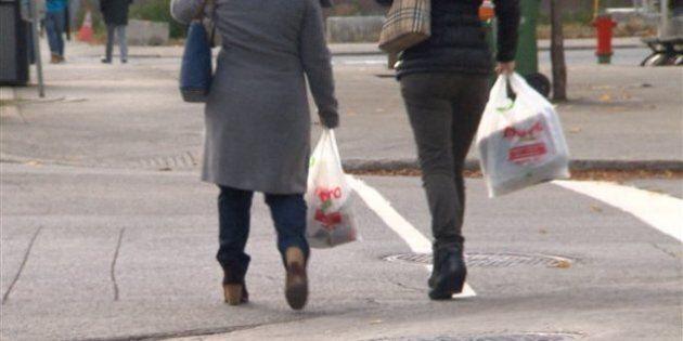 La Ville de Brossard interdira les sacs de plastique à compter de