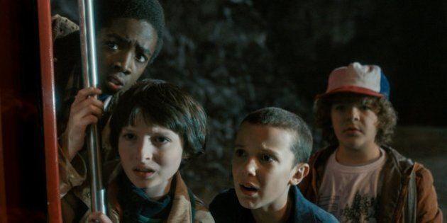 «Stranger Things» aura une saison 2 et les créateurs en donnent les premiers