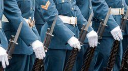 Plus de violence dans l'enfance pour les soldats