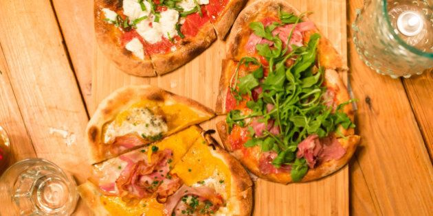 Dolcetto & co nous invite à son party de pizza