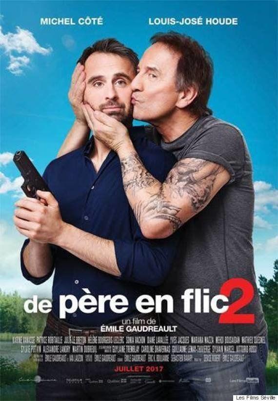 «De père en flic 2»: l'affiche