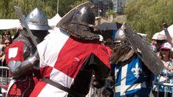 Les Jeux écossais de Montréal: entre compétitions de cornemuse et combats