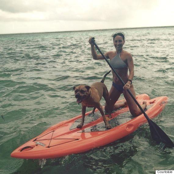 De femme d'affaires à prof de yoga sur la plage: Eva Red ou refaire sa vie... à