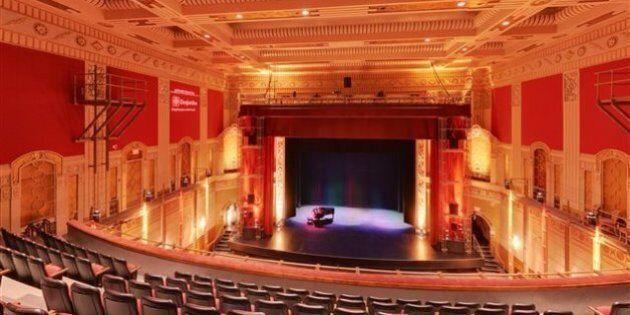 Le FFM accueilli par le Théâtre