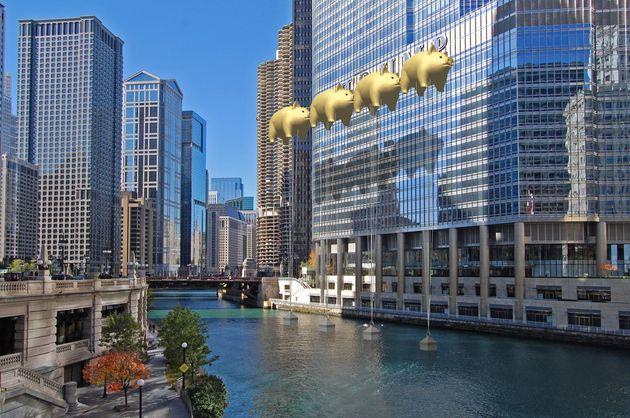 Des architectes ont un projet délirant pour cacher la Trump Tower de
