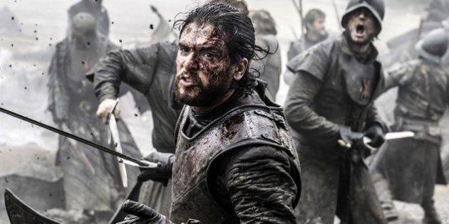 Le prochain épisode de «Game of Thrones» fuite avant sa