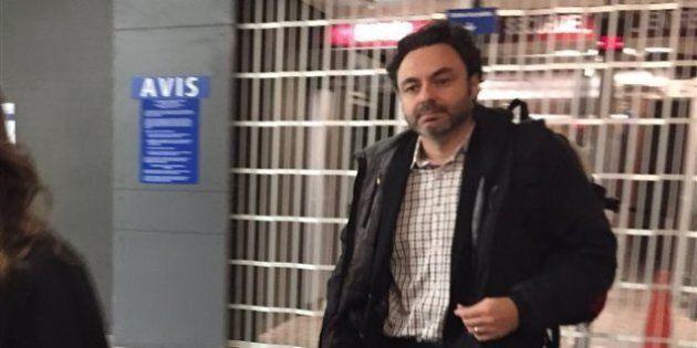 Maxime Roussy est reconnu coupable de crimes sexuels sur une mineure âgée entre 14 et 16